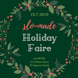 slo-made Holiday Faire 2019 - Uploaded by William McConnell