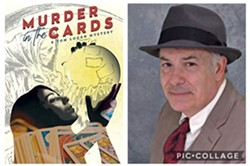 Murder in the Cards by Tony Piazza - Uploaded by Kathy Mullins