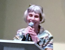 Jeanie Greensfelder SLO Poet Laureate Emeritus - Uploaded by kpsslopoet 6