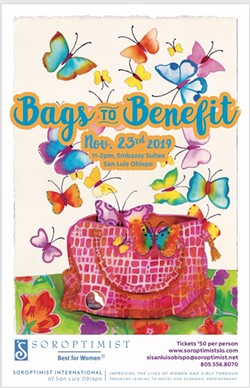 3rd Annual Bags to Benefit luncheon fundraiser - Uploaded by Pamela Hyland