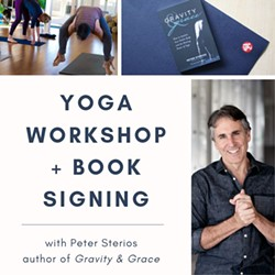 Yoga Workshop + Book Signing - Uploaded by Mary Uebersax