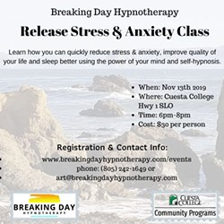 Release Stress & Anxiety - Uploaded by Art Kuhns