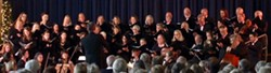 Director Dr. Michael Eglin and SYV Chorale and Orchestra in concert - Uploaded by Greg & Theresa Duer