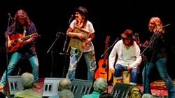 Nina Gerber, Chris Webster, Pam Delgado & Jeri Jones - Uploaded by Duane Inglish