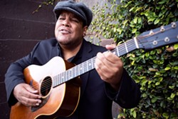 Songwriters At Play Features Chris Pierce at Morro Bay Wine Seller Dec 16 - Uploaded by Kathryn Raine