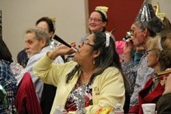 Celebrating 2019 New Years at Mussell Center! - Uploaded by Judy Lindquist