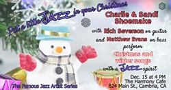 Famous Jazz Artists Series will put a little Jazz in your holiday - Uploaded by Sheri H