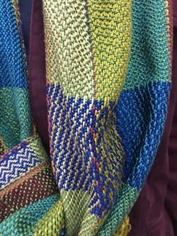 sample scarf - Uploaded by Patricia Martin