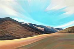Nancy Yaki, Santa Monica Mountains - Uploaded by Wildling Museum Intern