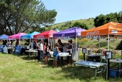 Earth Day Kid's Zone at Laguna Lake Park - Uploaded by Sandra Marshall 1