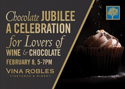 Chocolate Jubilee at Vina Robles Winery - Uploaded by Vina Robles
