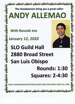 Square Dance with Andy Allemao - Uploaded by Leah Greeley