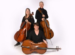 Bach's Cello Suites - Uploaded by Robin Smith