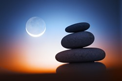 New Moon Meditation & Intention Setting - Uploaded by Dawn Feuerberg