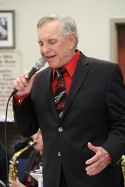 Vocalist, Bob Nations - Uploaded by Judy Lindquist