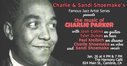 Famous Jazz Artists Series Celebrates Charlie Parker - Uploaded by Sheri H