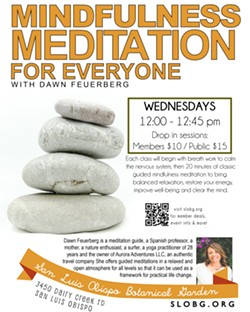 Mindfulness Meditation - Uploaded by Dawn Feuerberg