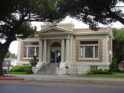 The Lompoc Museum which is housed in a former Carnegie Library is celebrating its 50th Anniversary - Uploaded by Lisa Renken
