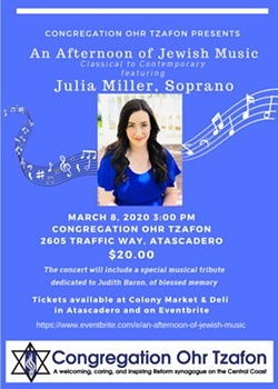 An Afternoon of Jewish Music - Uploaded by Linda Baker