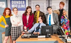 Cast of The Office! A Musical Parody - Uploaded by dave 1