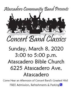 Uploaded by Atascadero Community Band