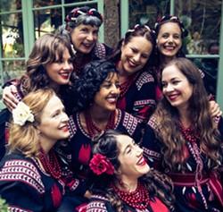 Kitka Women's Vocal Ensemble - Uploaded by music 1