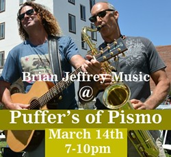 Brian Jeffrey with Bart Gardner on Saxophone - Uploaded by hrttohrt 5