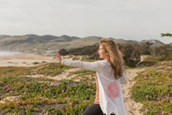 Qi Gong Instructor Holly Padove - Uploaded by Holly Padove 1