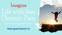 Imagine Life with less Chronic Pain - Uploaded by Art Kuhns