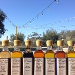 Award Winning Olive Oil and Vinegars - Uploaded by Rachel Hagins