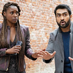PHOTO COURTESY OF 3 ARTS ENTERTAINMENT - BREAKING UP IS HARD TO DO Leilani (Issa Rae) and Jibran (Kumail Nanjiani) think their relationship is over, but then they get wrapped up in a murder, forcing them to work together to stay out of jail and safe from the real killer, in the new Netflix original crime comedy The Lovebirds.