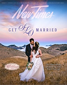 The Weddings Issue, 2018