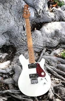 Win an Ernie Ball Music Man Guitar!