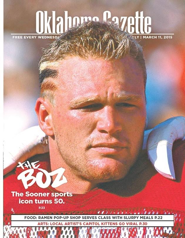 Cover Story The Boz Turns 50 Community Lifestyle Oklahoma