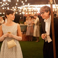 Film review: <em>The Theory of Everything</em>
