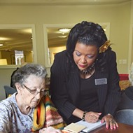 Alzheimer's disease affects millions nationwide and thousands in Oklahoma.