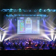 Gaming music icon Tommy Tallarico leads the city's first production of Video Games Live.