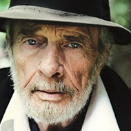 Thursday night's Merle Haggard concert in Shawnee helps fund a local aid program.