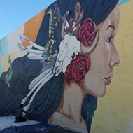 VIDEO: New murals add color to Western Ave. district