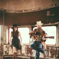 The Grahams release new album, documentary inspired by the rails, recorded in Oklahoma