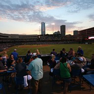 """The line I use and nobody has ever contested it is, 'No city in America has come as far as fast as Oklahoma City,'"" said Mayor Mick Cornett. ""The ballpark was the beginning."""