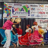 <em>¡Viva Oklahoma!</em> offers an opportunity to experience the Latino community's growing economic and political growth
