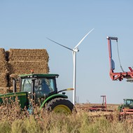State wind energy tax credit ends early