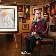 <em>The Feminine Face of God</em> highlights divine femininity at OCU's Hulsey Gallery