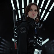 <em>Star Wars</em> standalone <em>Rogue One</em> offers visual thrills in a story that could use more character
