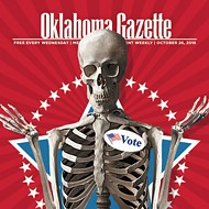 Find more coverage in this week's print issue, on stands now, and in Oklahoma Gazette's Nov. 2 print edition.