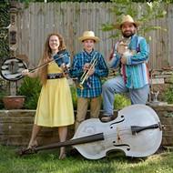 Oklahoma City's Casey and Minna makes folk music a family affair