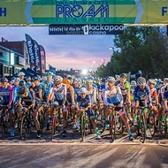 Oklahoma City Pro-Am Classic brings cycling race excitement back to the city's downtown districts