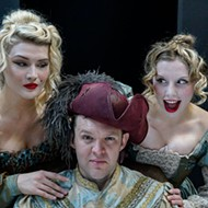 Oklahoma Shakespeare in the Park brings French farce to OKC