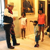 Oklahoma Hall of Fame and Gaylord-Pickens Museum wraps up family-friendly program on Saturday
